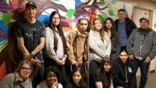 SYAP Urban Canvas group photo