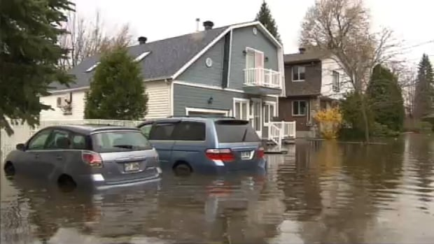 The municipality of Pierrefonds-Roxboro was one of the harder-hit areas by the spring floods of 2017. Now dozens of flood victims who live there are suing the city.