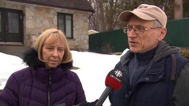 Susan Bodnik, Klaus Bodnik, 2017 flood victims