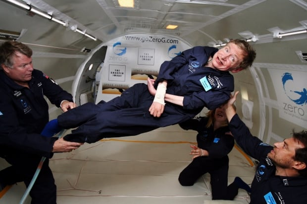 YE Hawking Flight