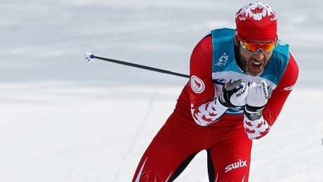 Brian McKeever Gold Cross Country Sprint