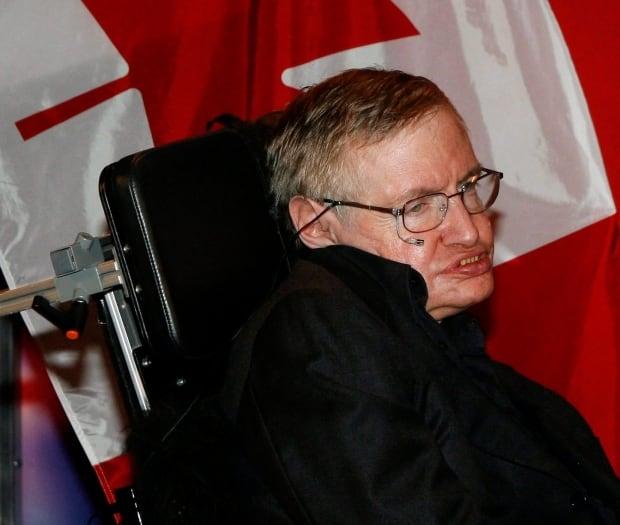Hawking Speech Canada