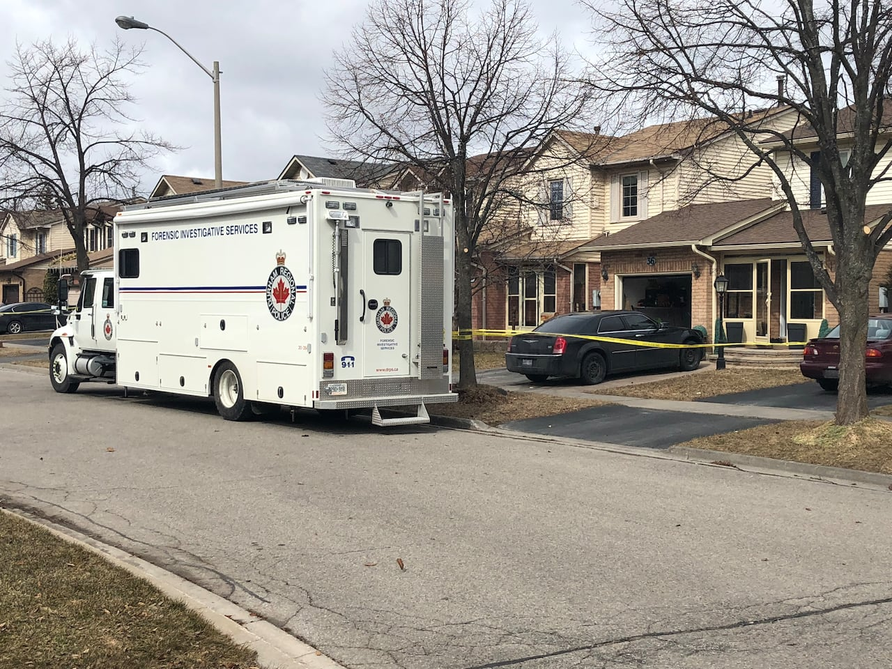 Man Charged In Ajax Killings Of Mother 2 Teen Kids Appears In Court
