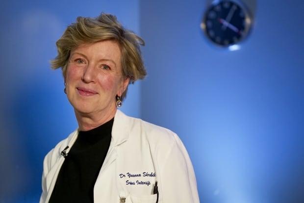 Dr. Yoanna Skrobik/Prof. of Medicine/U of Montreal