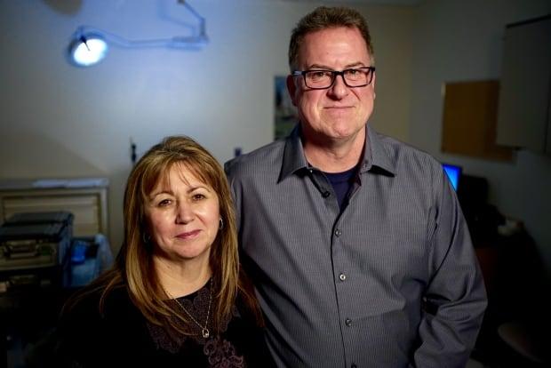 Joanne and Robert Van Herpt/Kingston Ontario