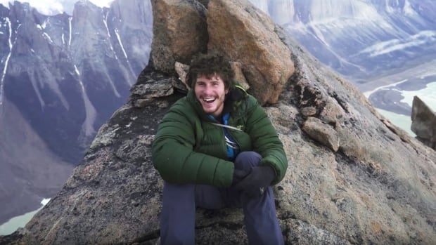 Marc-André Leclerc, 25, is presumed dead after he and his climbing partner, Ryan Johnson, went missing on Alaska's Mendenhall Towers last week. State troopers say climbing gear that matched the description of Leclerc's and Johnson's was found above and in a crevasse on Tuesday.