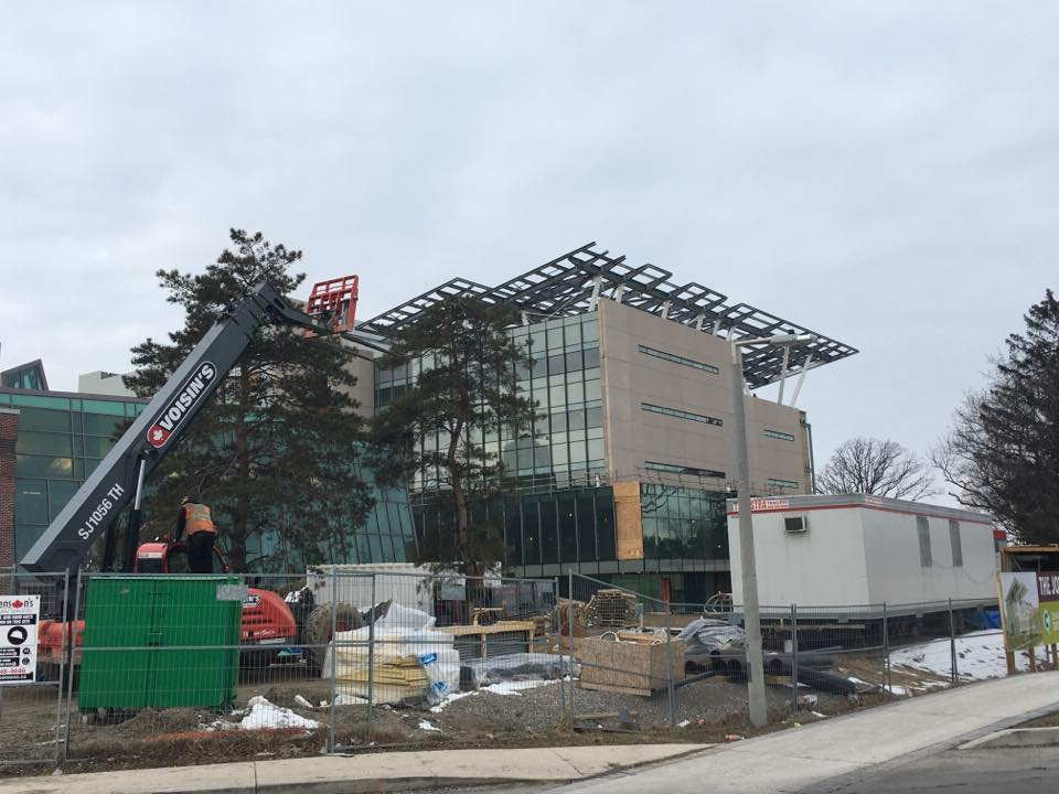New Mohawk Lab Will Be Canada S Largest Net Zero Energy Use Building Cbc News