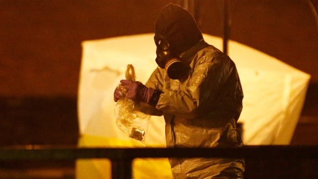 UK expels 23 #Russia diplomats over chemical attack on ex-spy