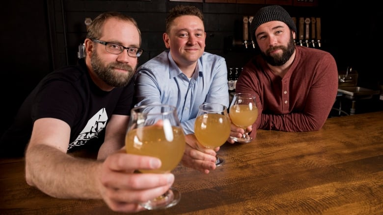 Egyptian alchemist's recipe brings ancient beer to life in Winnipeg