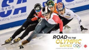 Road to the Olympic Games: Short track world championships