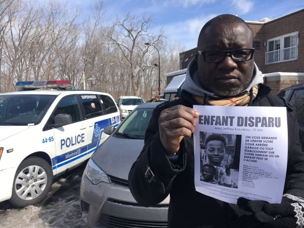 'Help me find my son': Mother of missing Montreal boy pleads for information