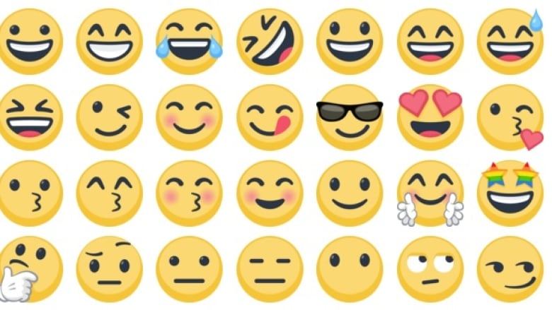 emojis are everywhere and they re changing how we communicate cbc news