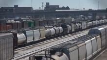 Winnipeg Rail Yards