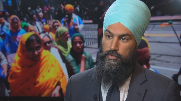 Jagmeet Singh Now Rejects Glorification Of Air Indiaing Mastermind Cbc News