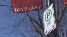 Deep-Cove-Parking-Sign