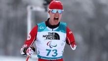 Mark Arendz Gold Biathlon Paralympics