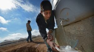 One of the driest places on Earth struggles to safeguard its most precious resource: water