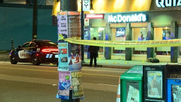 Distraught man lights himself on fire at East Vancouver McDonald's