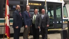 Sudbury Transit funding