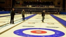 North Bay curling