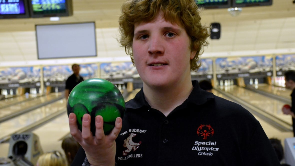 Sudburian in fast lane to Special Olympics Canada Bowling Championships