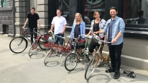 Are cash incentives a good way to get commuters onto bikes?