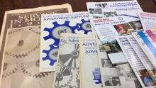 Rotary PEI supplement old issues