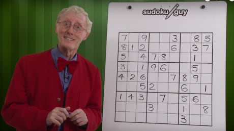 Meet the 'Sudoku Guy,' B.C.'s internet puzzle sensation