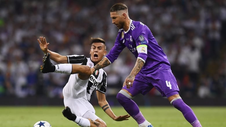 Madrid Juventus To Renew Hostilities In Champions League Quarter Finals Cbc Sports