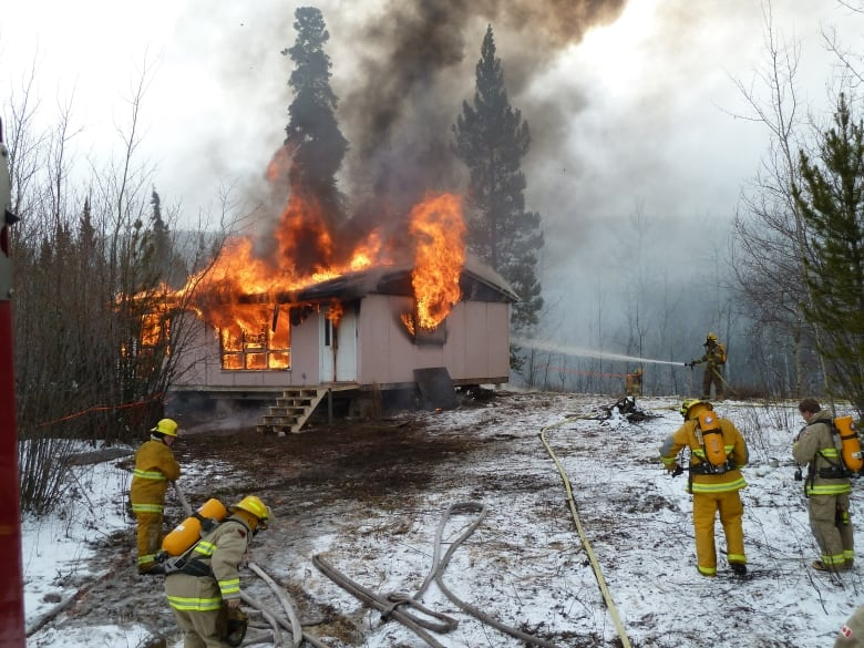Is Yukon prepared for a catastrophic wildfire? Fire chief