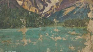 'Lake Louise Canada' by Winston Churchill