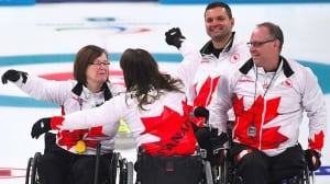 Canadian curlers win bronze — and steal fans' hearts in the process