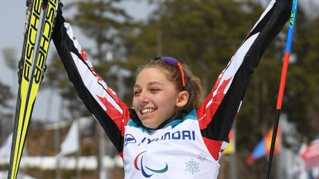 Natalie Wilkie Canada Gold Paralympics Cross Country