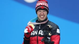 Mark Arendz named Canada's flag-bearer for Paralympics closing ceremony