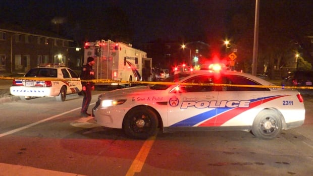 Man, 26, shot to death on street in Toronto's west end