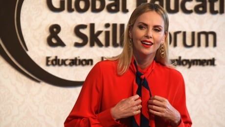 Emirates People Charlize Theron