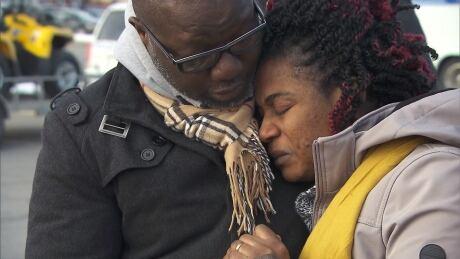 Ariel Jeffrey Kouakou parents