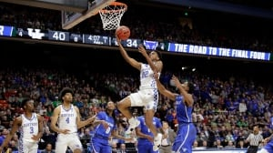 March Madness: Canada's Gilgeous-Alexander stars in Kentucky win