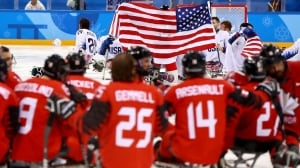 Paralympic roundup: Canada falls to U.S. in OT in para ice hockey final
