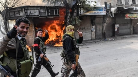 Turkey says its forces now control Syrian town of Afrin