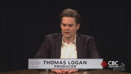 'Canadian Harvey Weinstein,' Arcade Fire, all 'sorry' in SNL sketch