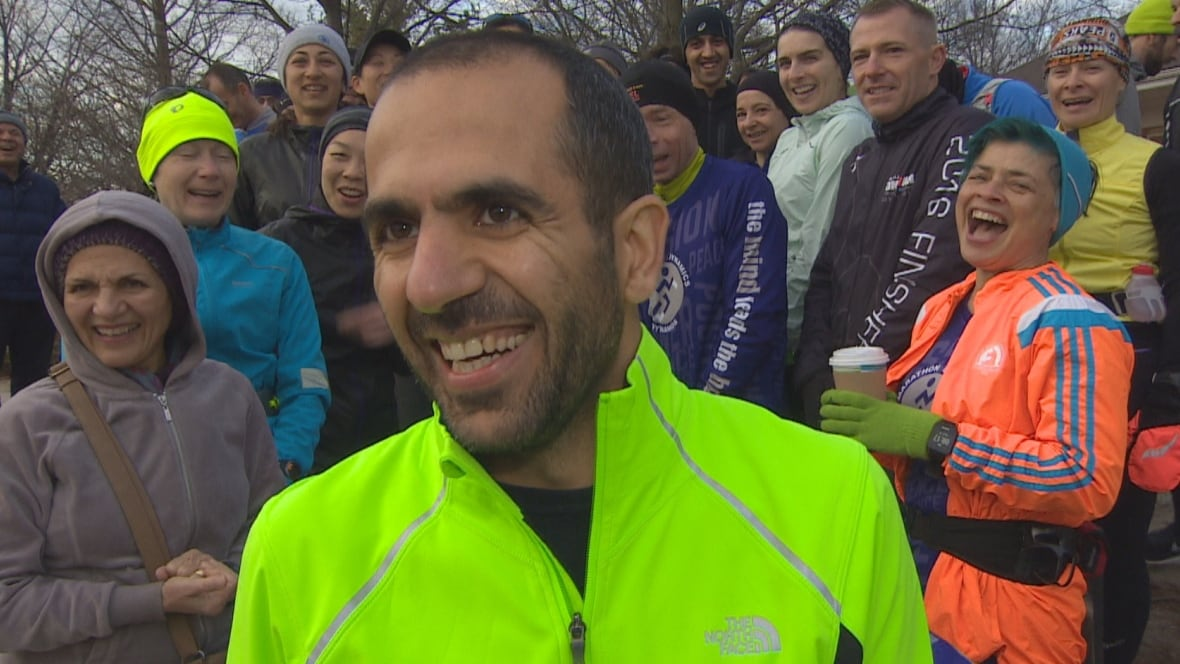Toronto runner continues U.S. travel ban awareness campaign