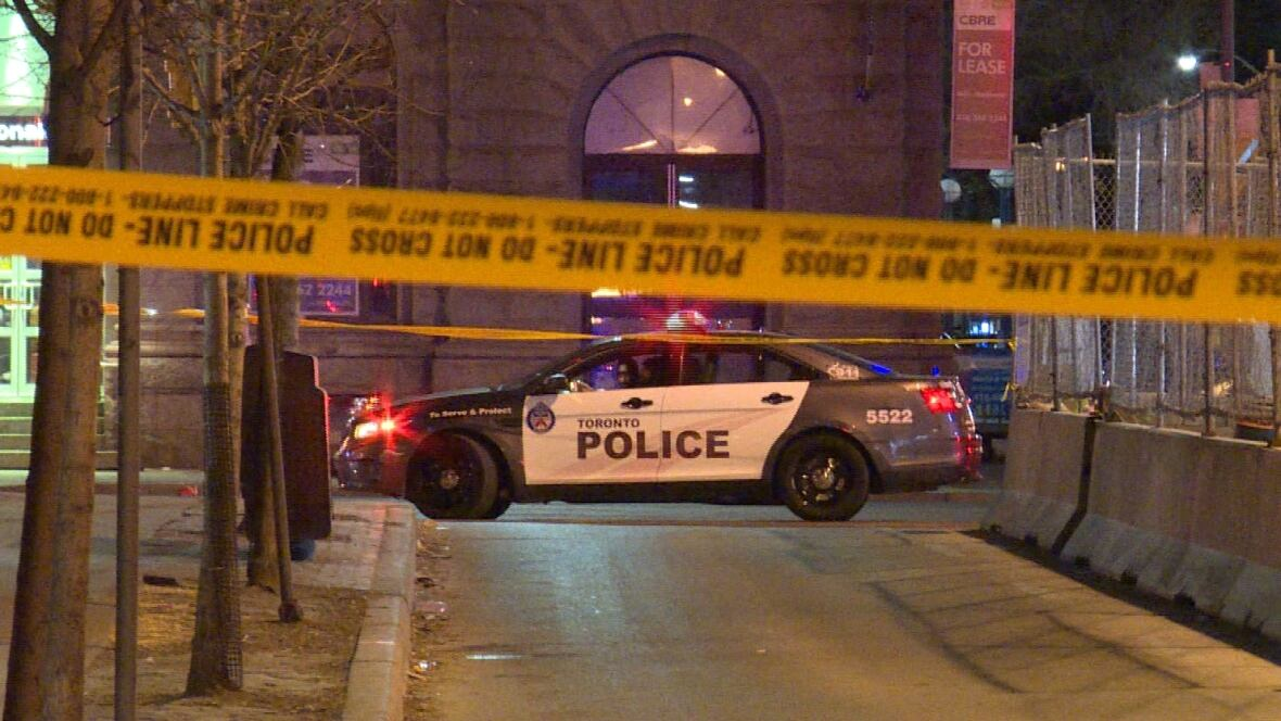 Man injured after shooting in 24-hour downtown restaurant