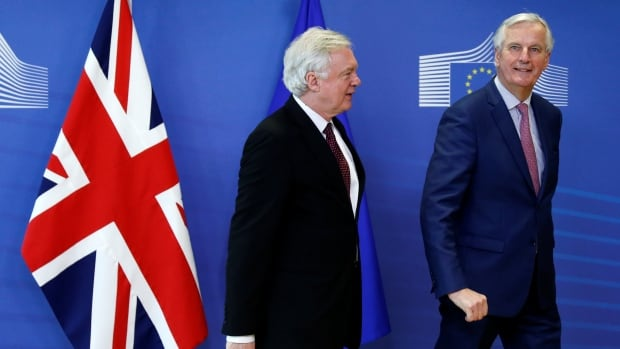 European Union, British negotiators hail major progress on Brexit deal