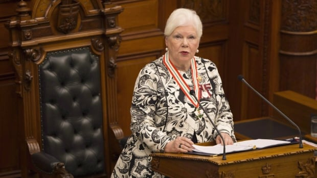 Health, Child Care Enhancements Promised In Throne Speech