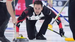 John Epping's rink to break up at end of curling season