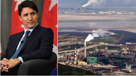 Prime Minister Justin Trudeau, Alberta oil sands