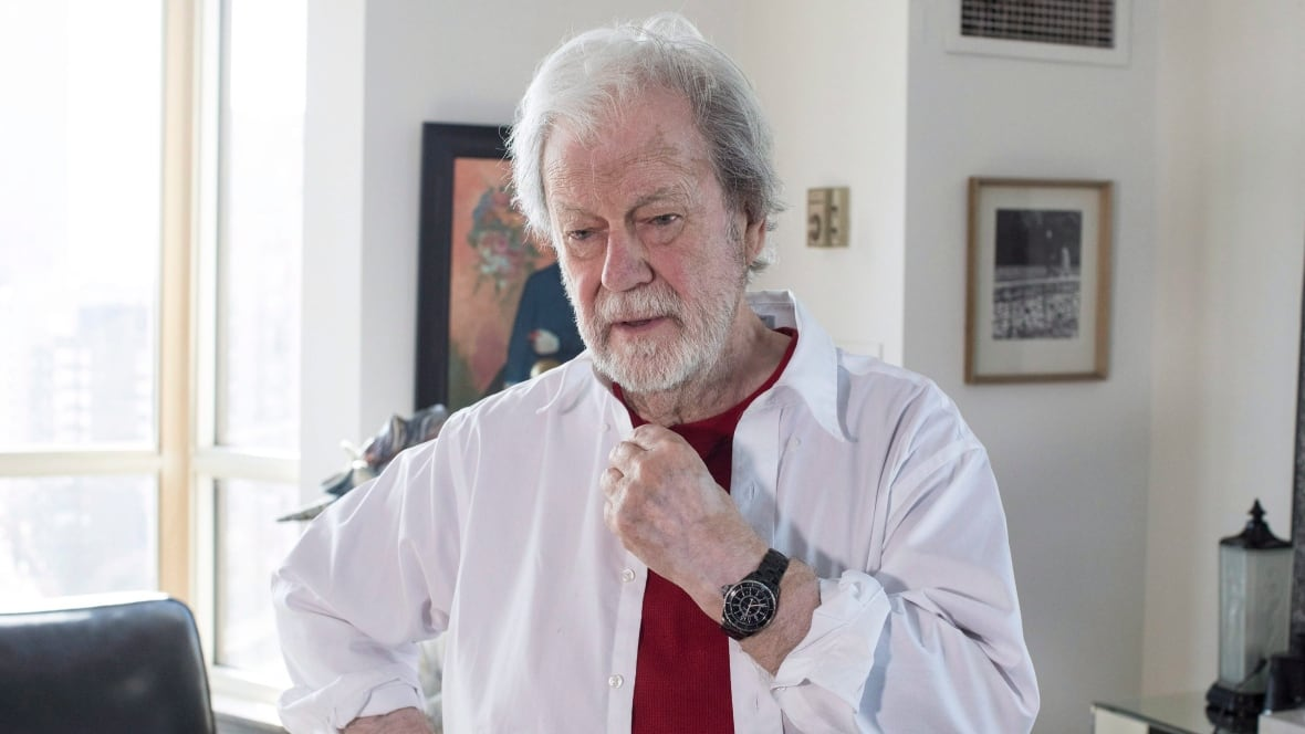 Gordon Pinsent explores depression with short film Martin's Hagge