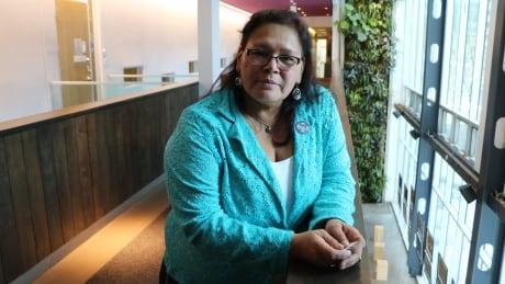 Quebec Native Women Viviane Michel