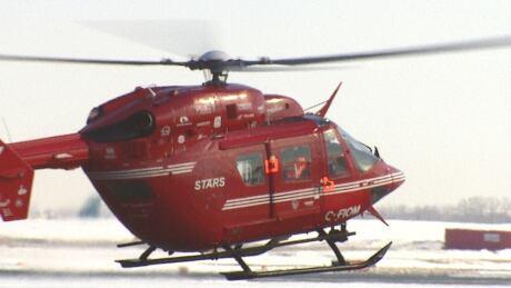 STARS air ambulance 6155